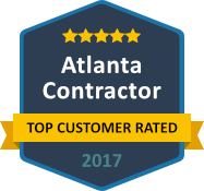 Top Customer Rated Atlanta Contractor 2017