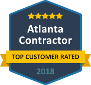 Top Customer Rated Atlanta Contractor 2018