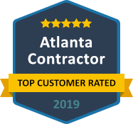Top Customer Rated Atlanta Contractor 2019