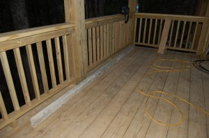Marietta GA Unlevel Deck Contractors