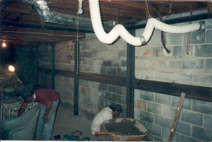 Atlanta GA Basement Wall Repair Contractors