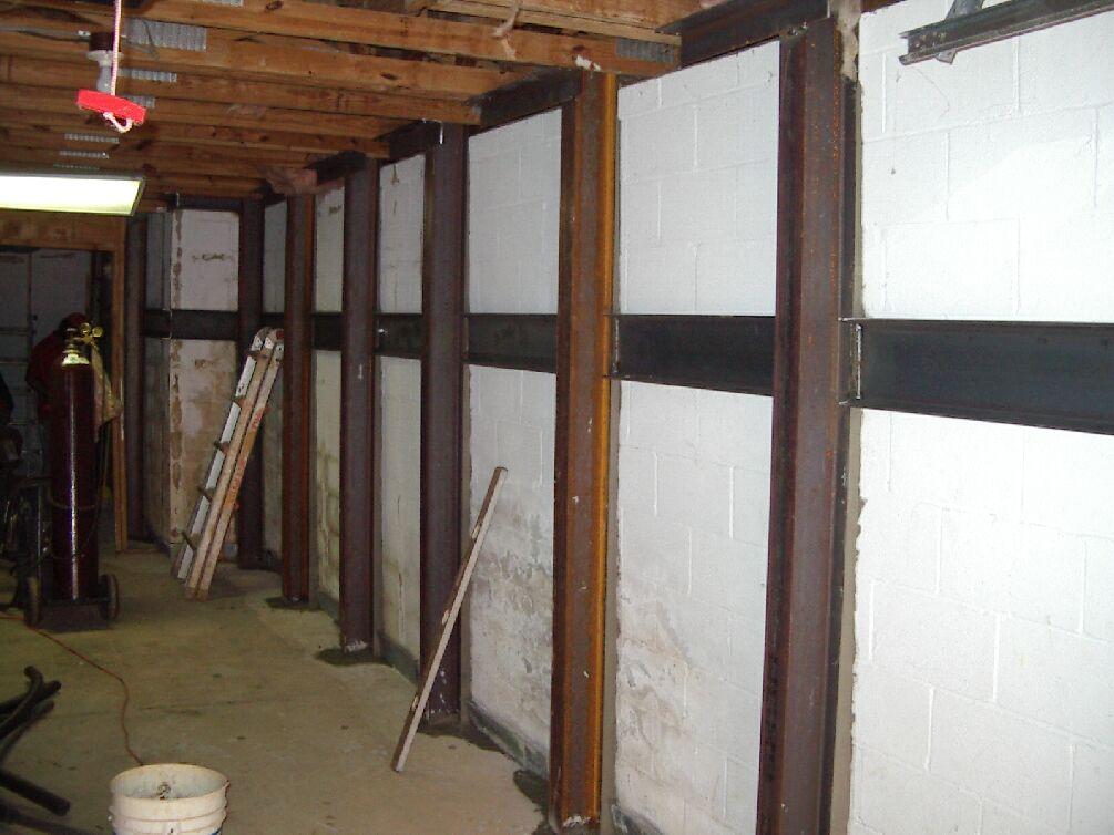 Basement Wall Repair in Atlanta GA