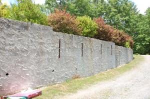 Atlanta GA Block Retaining Walls Repaired