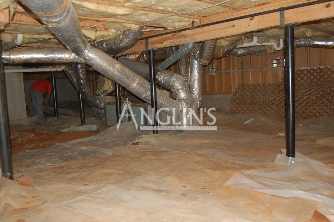 floor leveling beams
