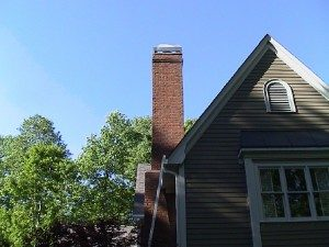 House with Chimney Problems