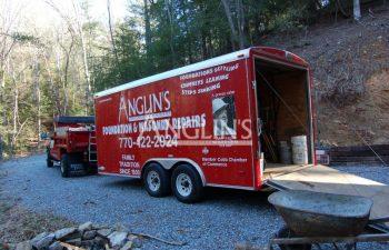 anglin's truck