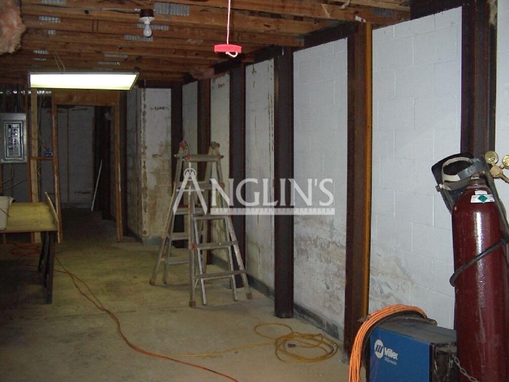Atlanta Basement Wall Repair (770) 422-2924