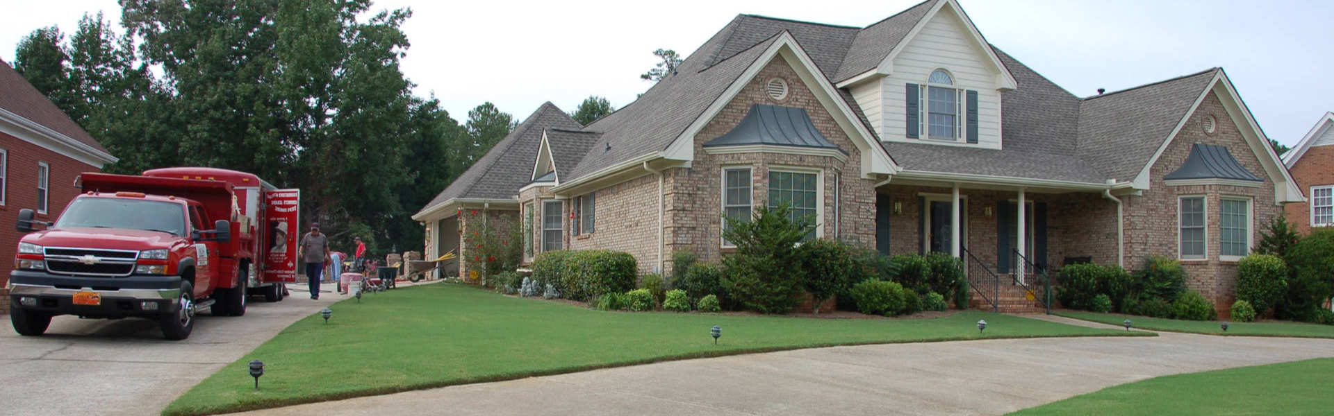 Your Driveway – Providing You With A Level Playing Field Southwest Marietta, GA