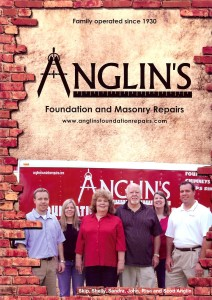 photo of the anglin family