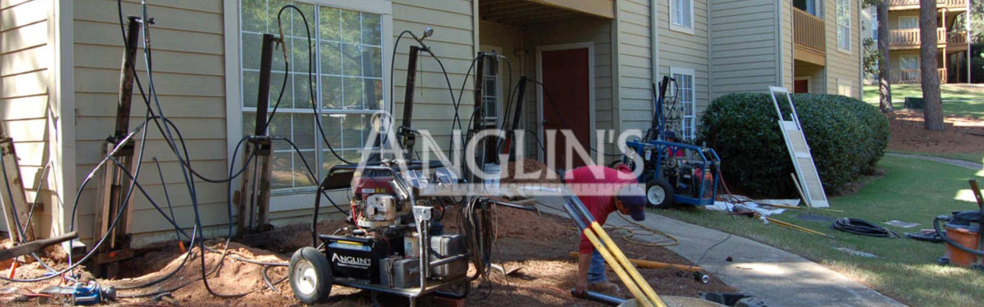 Atlanta Home Foundation Repair Settling Sinking 770 422 2924 East Cobb Marietta