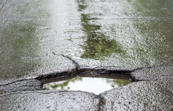 Damaged Concrete Atlanta GA