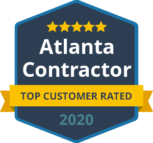 Top Customer Rated Atlanta Contractor 2020
