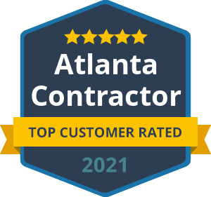Top Customer Rated Atlanta Contractor 2021